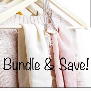 Other - Bundle and save on Shipping!!!